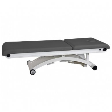 Daugiafunkcinė SPA, masažo lova Weelko Cervic, 1 variklis, baltos sp. 2