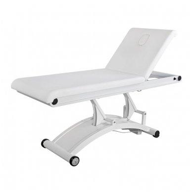 Daugiafunkcinė SPA, masažo lova Weelko Cervic, 1 variklis, baltos sp.