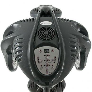 Daugiafunkcinis prietaisas plaukams Gabbiano Infrazon GL-505S 2