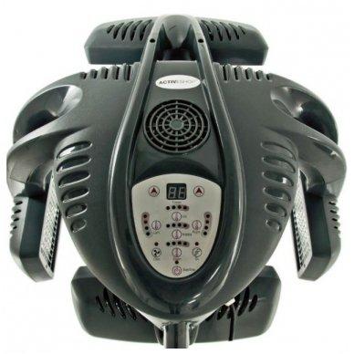 Daugiafunkcinis prietaisas plaukams Gabbiano Infrazon HL-501S 2