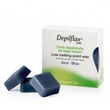 Depilflax karštas azuleno vaškas, 500g
