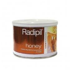 Depiliacinis vaškas skardinėje Radipil HONEY, 400 ml