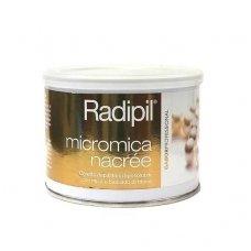 Depiliacinis vaškas skardinėje Radipil MICROMICA, 400 ml