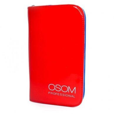 Dėklas žirklėms Osom Professional Red