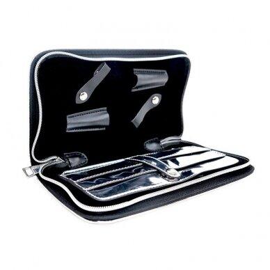 Dėklas žirklėms Osom Professional Silver 2