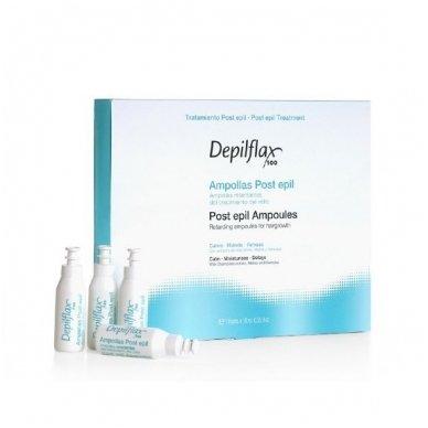 Depilflax ampulė po depiliacijos 1x10 ml