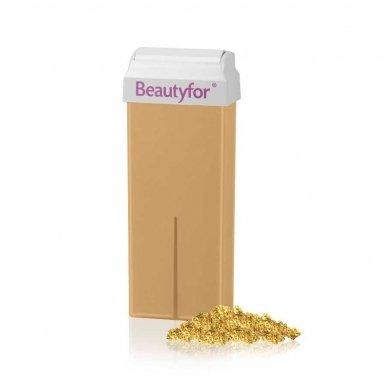 Depiliacinis vaškas Micromica Gold Beautyfor, 100 ml