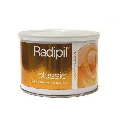 Depiliacinis vaškas skardinėje Radipil CLASSIC, 400 ml
