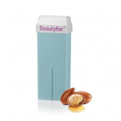 Depiliacinis vaškas su Cinko oksidu ir argano aliejumi Beautyfor, 100 ml