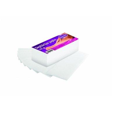 Depiliavimo popieriaus juostelės, 100 g, 100 vnt.
