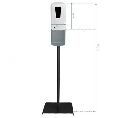 Automatinis dezinfekcijos dozatorius SPRAY 8600 + stovas 4