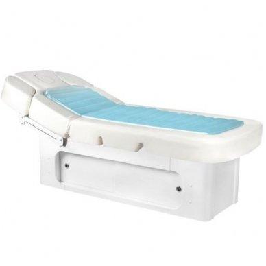 SPA lova - gultas AZZURRO 361A-1 su vandens čiužiniu, šildoma, baltos sp. 2