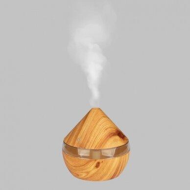 Difuzorius aromaterapijai ir drėkinimui SPA-014, 300ml 2