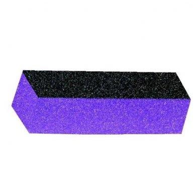 Dildė - blokelis nagams violetinės sp. 100/120