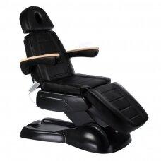 Elektrinis kosmetologinis krėslas LUX BW-273B, juodos sp.