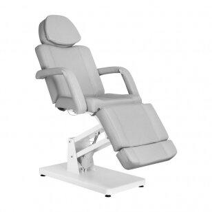 Elektrinė kosmetologinė kėdė BASIC 171, pilkos sp.