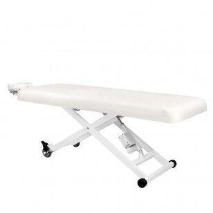 Elektrinė masažo lova AZZURRO 336, baltos sp.