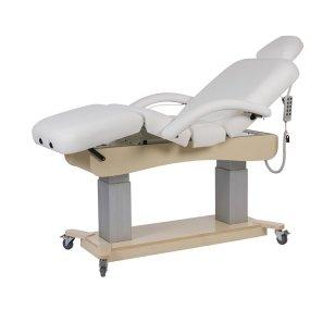 Elektrinė masažo lova Weelko Supra, 4 varikliai, baltos sp.