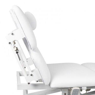 Elekrinė masažo lova BASIC 165 3 varikliai baltos sp. 10