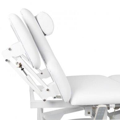 Elekrinė masažo lova BASIC 165 3 varikliai baltos sp. 2