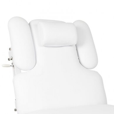 Elekrinė masažo lova BASIC 165 3 varikliai baltos sp. 3