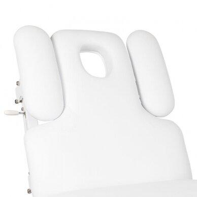 Elekrinė masažo lova BASIC 165 3 varikliai baltos sp. 4