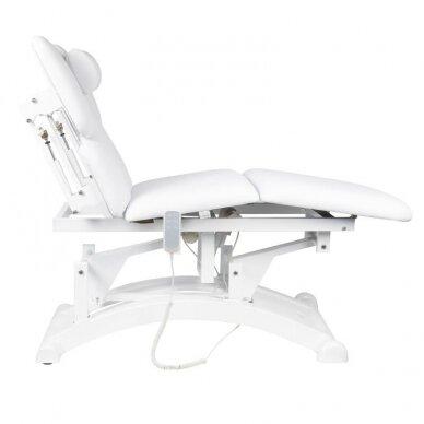 Elekrinė masažo lova BASIC 165 3 varikliai baltos sp. 5