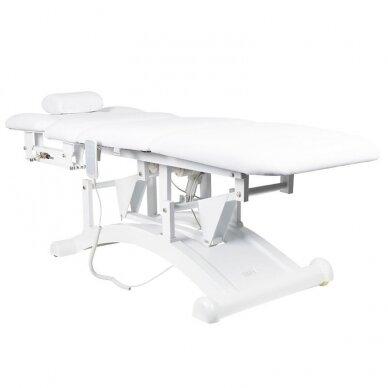 Elekrinė masažo lova BASIC 165 3 varikliai baltos sp. 7