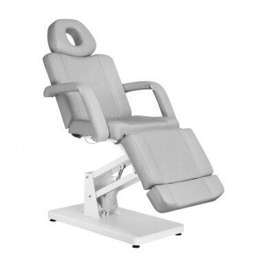 Elektrinė kosmetologinė kėdė BASIC 171, pilkos sp. 3