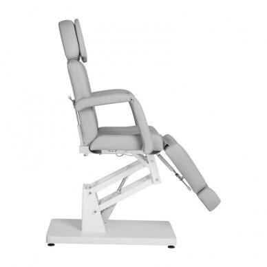 Elektrinė kosmetologinė kėdė BASIC 171, pilkos sp. 6