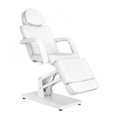 Elektrinė kosmetologinė kėdė BASIC 171, baltos sp.