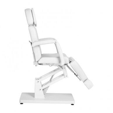 Elektrinė kosmetologinė kėdė BASIC 171, baltos sp. 6