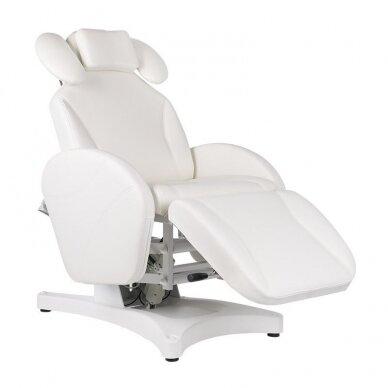 Elektrinė kosmetologinė lova IVETTE, baltos sp.