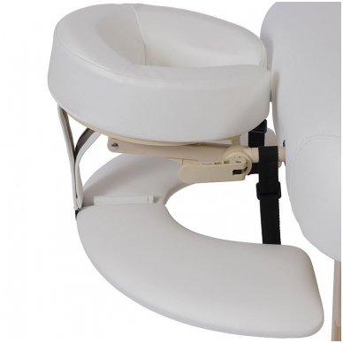 Elektrinė masažo lova Weelko Supra, 4 varikliai, baltos sp. 5