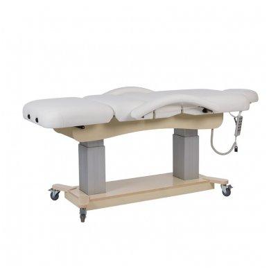 Elektrinė masažo lova Weelko Supra, 4 varikliai, baltos sp. 2