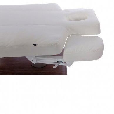 Elektrinė masažo lova Weelko Troch Dark Base, 4 varikliai 3
