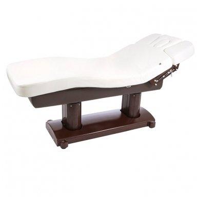 Elektrinė SPA, masažo lova Weelko Tensor, 4 varikliai, baltos sp. 3