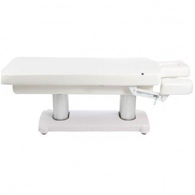 Elektrinė SPA, masažo lova Weelko Tensor, 4 varikliai, baltos sp. 2