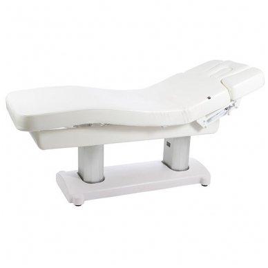 Elektrinė SPA, masažo lova Weelko Tensor, 4 varikliai, baltos sp.