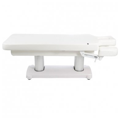 Elektrinė SPA, masažo lova Weelko Tensor, 4 varikliai, baltos sp. 4