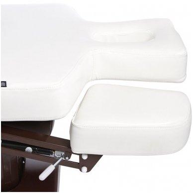Elektrinė SPA, masažo lova Weelko Tensor, 4 varikliai, baltos sp. 5