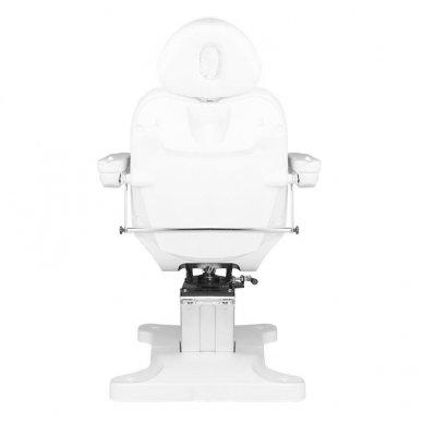 Elektrinis kosmetologijos krėslas AZZURRO 877, 4 varikliai, baltos sp. 8