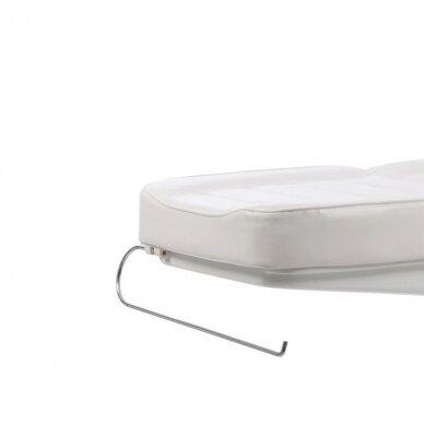Elektrinis kosmetologinis gultas Weelko (Ispanija) Clavi, 4 varikliai, baltos sp.  3