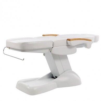 Elektrinis kosmetologinis gultas Weelko (Ispanija) Clavi, 4 varikliai, baltos sp.  5