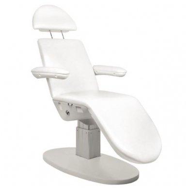 Elektrinis kosmetologinis krėslas 2240, baltos sp. 3