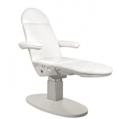 Elektrinis kosmetologinis krėslas 2240, baltos sp. 5