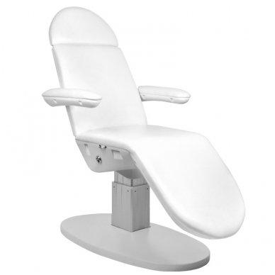 Elektrinis kosmetologinis krėslas 2240, baltos sp. 8