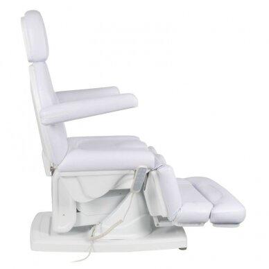 Elektrinis kosmetologinis krėslas, baltos sp. 6