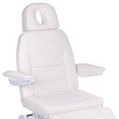 Elektrinis kosmetologinis krėslas BG-228, baltos sp. 2
