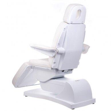 Elektrinis kosmetologinis krėslas BG-228, baltos sp. 10